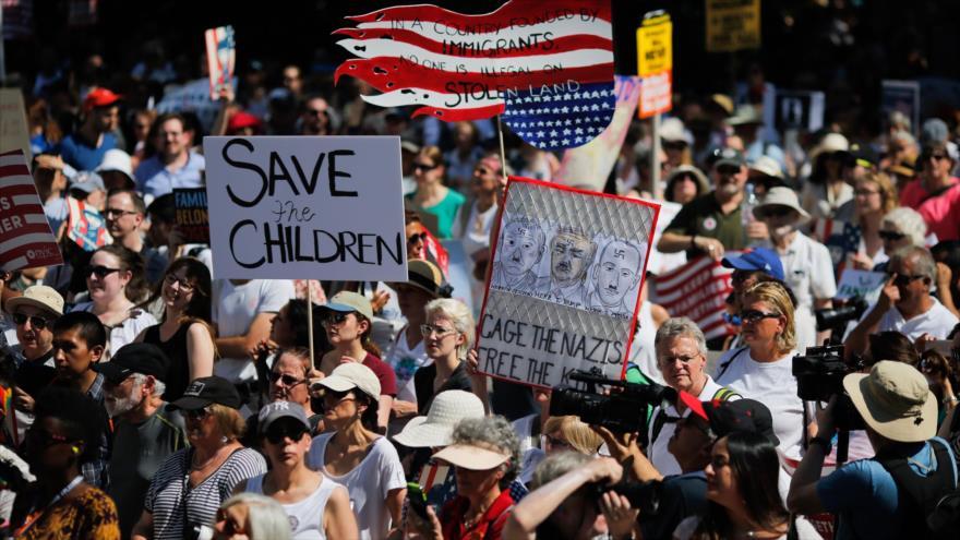 Líderes latinos de EEUU deploran tiempos duros en la era Trump
