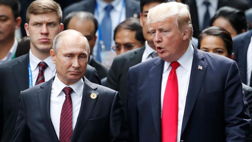 Senadora Ernst a Trump: Rusia nunca será una verdadera amiga de EEUU