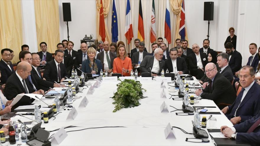 Venezuela apoya a Irán ante medidas 'unilaterales' de EEUU