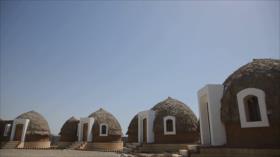 Irán: 1- El Bazar de Minab, Hormozgan 2- La antigua ciudad de Seimareh en Ilam 3- Tuyserkan