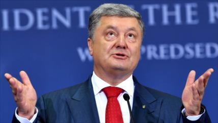 """Kiev exige """"sellar"""" frontera con Rusia y desplegar cascos azules"""
