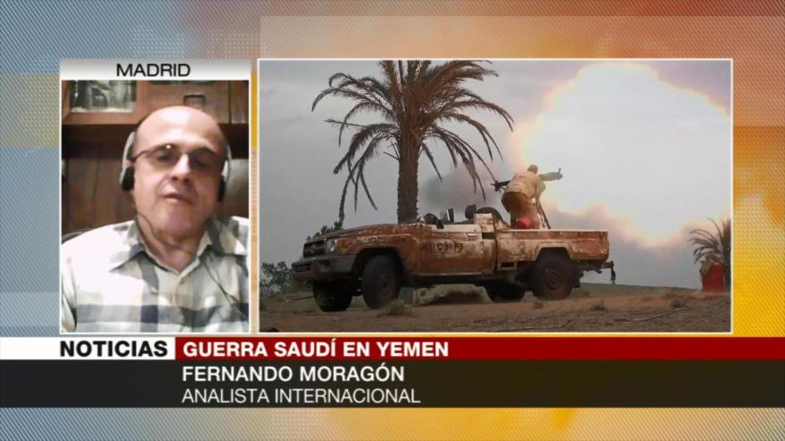 Fernando Moragón: Matar a gente inocente, único logro de Riad en Yemen