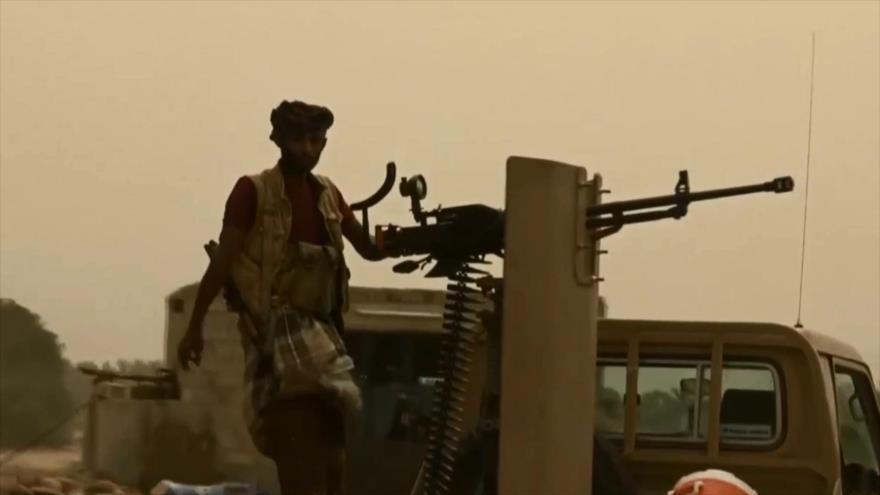 Riad y sus aliados enfrentan firme resistencia de yemeníes en Al-Hudayda
