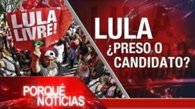 El Porqué de las Noticias: Estancamiento saudí en Yemen. Dimisiones por Brexit blando. ¡Libertad para Lula!