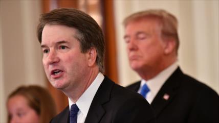 Trump nombra a Kavanaugh como nuevo juez de Corte Suprema