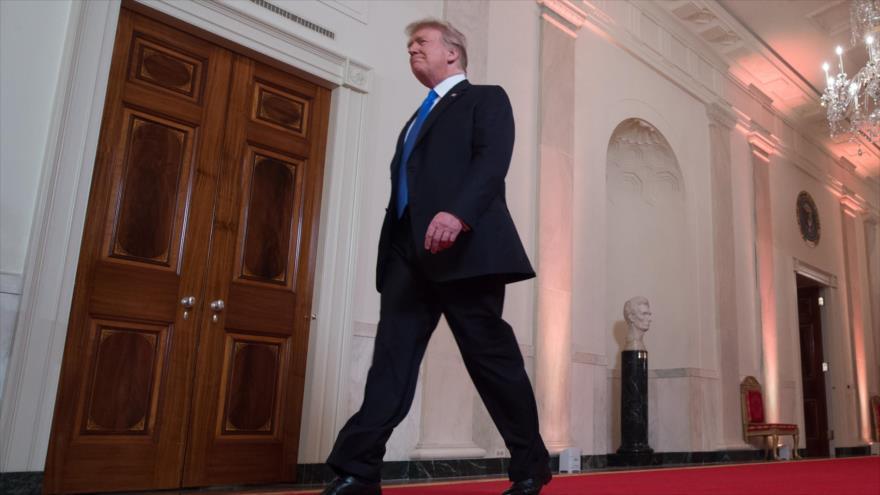 'Trump asechó sexualmente a modelos en fiestas llenas de cocaína' | HISPANTV