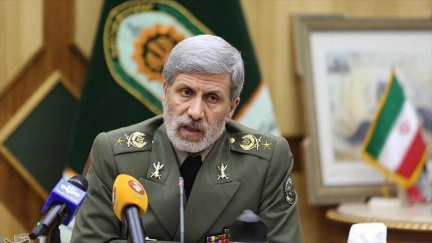 """""""Irán usa 200 mil tecnologías avanzadas en sus armas defensivas"""""""