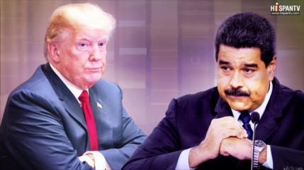 Incesante presión de EEUU de Trump a Venezuela de Nicolás Maduro