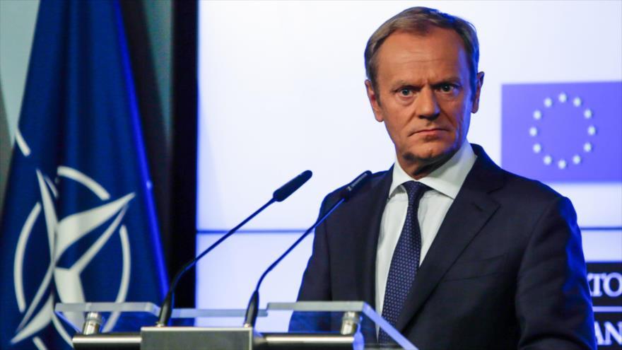 Europa a trump aprecia a tus aliados que no tienes for Presidente del consejo europeo