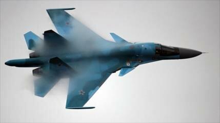 Aviación rusa bombardea a 'rebeldes' tras su asalto a Latakia