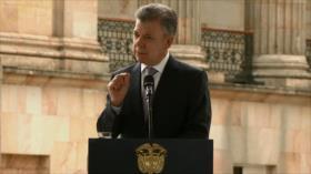 Santos decreta el Estatuto de la Oposición en Colombia