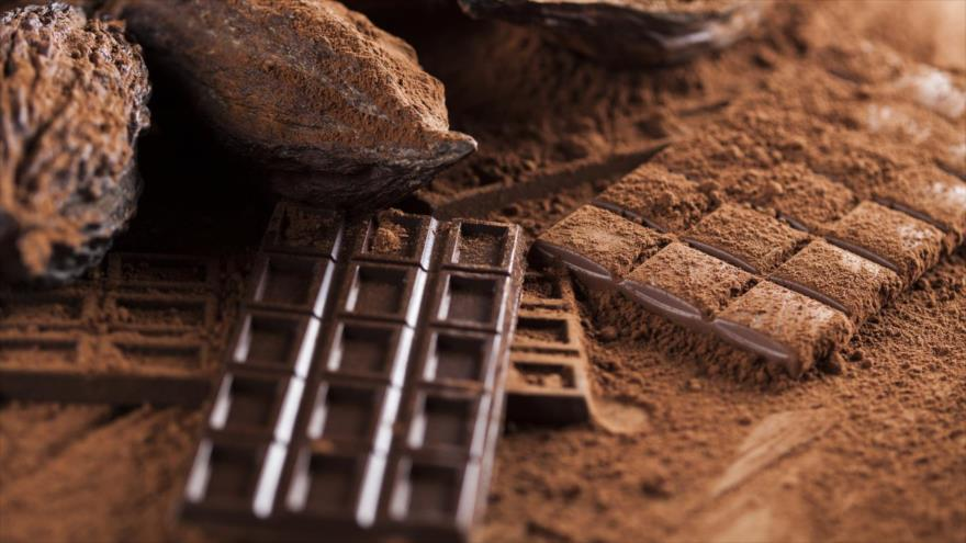 Chocolate, uno de los alimentos nativos de América Latina.