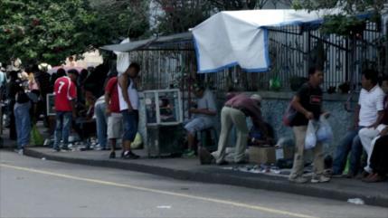 Aumenta el desplazamiento forzado por la violencia en Honduras