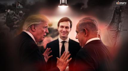 Un Plan Miserable Para Palestina