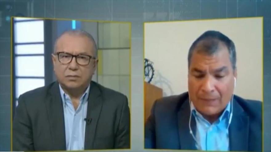 Correa tacha de 'traición sin precedentes' giro político de Moreno | HISPANTV