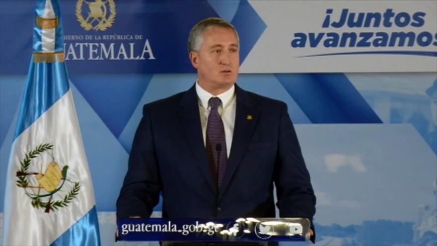 Ministerio de gobernación de Guatemala da señales pro impunidad