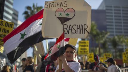 Parlamento alemán considera ilegal la presencia de EEUU en Siria