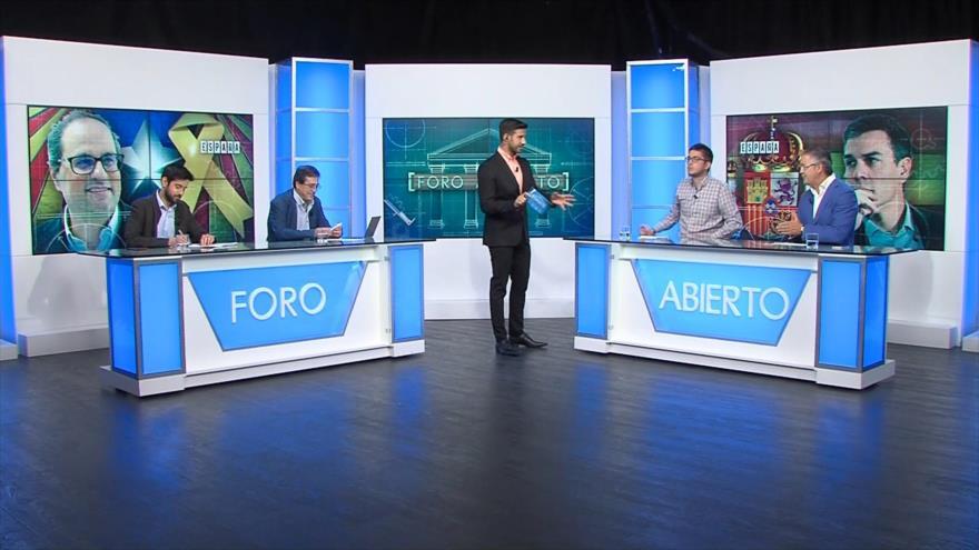 Foro Abierto; España: nuevo diálogo con el gobierno catalán