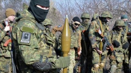 Activistas: Israel suministra armas a grupos neonazis ucranianos