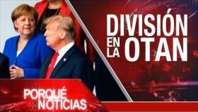 El Porqué de las Noticias: EEUU amenaza a Irán. Independencia: Cataluña-Escocia. Cumbre de la OTAN