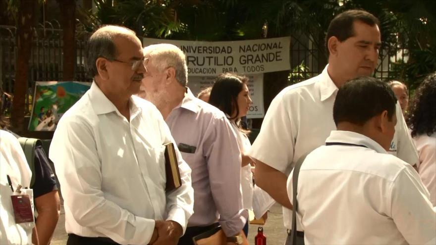 En El Salvador piden reforma constitucional para derecho al agua