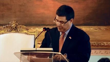 Ciudadanía paraguaya da baja calificación a Cartes