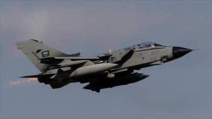 Se estrella un caza bombardero saudí en frontera yemení