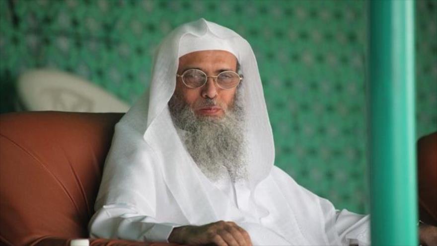 El destacado clérigo saudí, Safar al-Hawali.