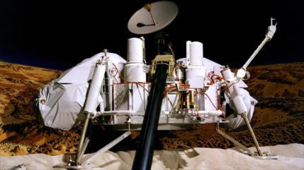 NASA pudo destruir evidencias de vida en Marte con sondas Viking