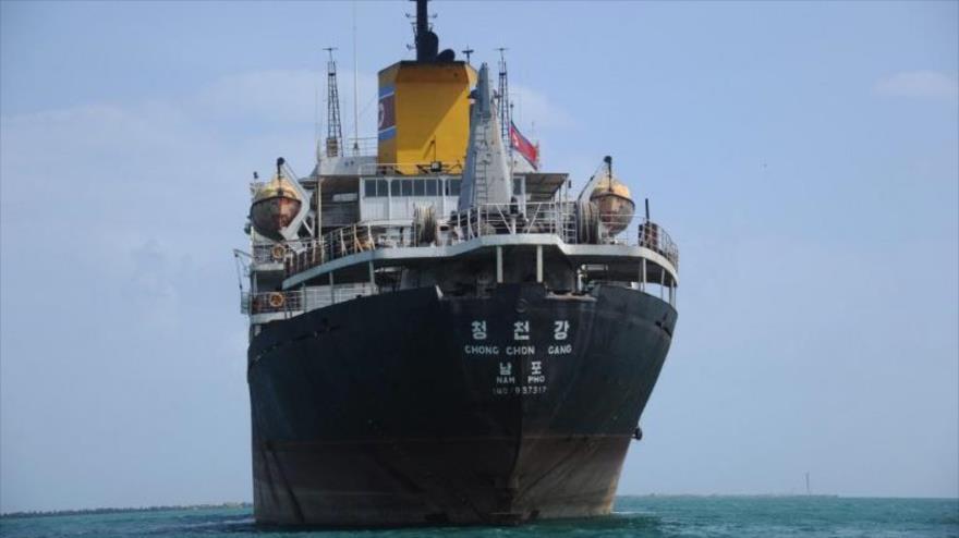 EEUU acusa a Corea del Norte de violar sanciones petroleras del CSNU