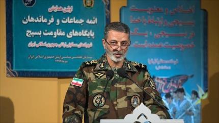Irán señala 'comienzo de cuenta atrás' para final de sus enemigos