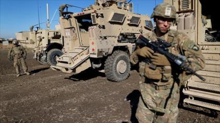 EEUU busca instalar tercera base cerca de frontera sirio-iraquí