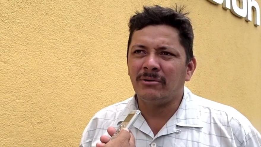 Medardo y Pedro, desaparecidos — Nicaragua