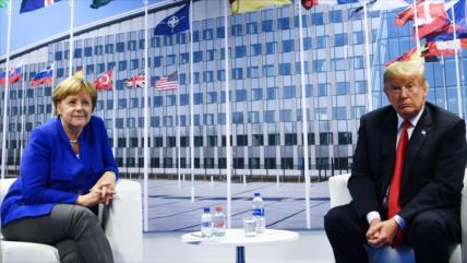 'Trump persigue un cambio de régimen en Alemania'