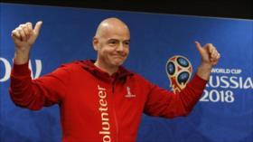Jefe de FIFA: Rusia 2018 ha sido el mejor Mundial de la historia