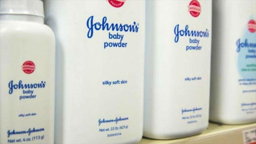 Productos de la empresa multinacional Johnson & Johnson.