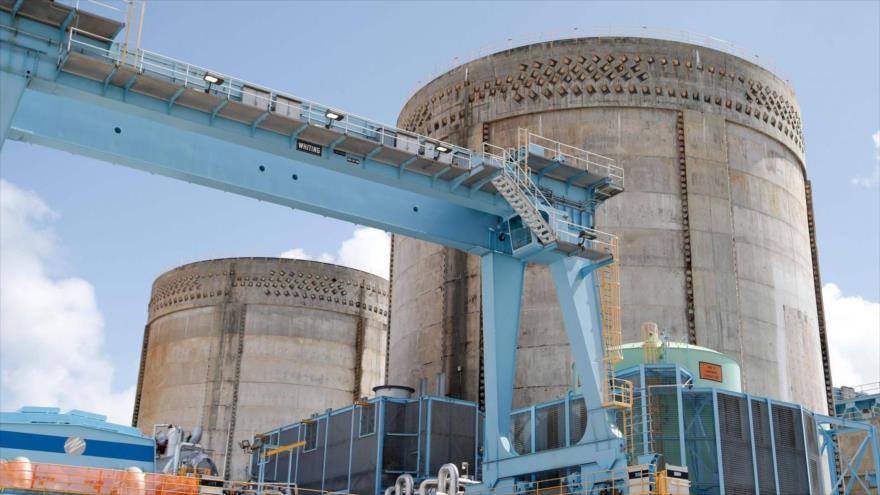 Un reactor nuclear de Estados Unidos en Homestead, situada en Florida, 18 de mayo de 2017.