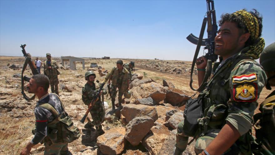 Medios estatales de Siria dicen que Israel bombardeó sitios militares en Alepo