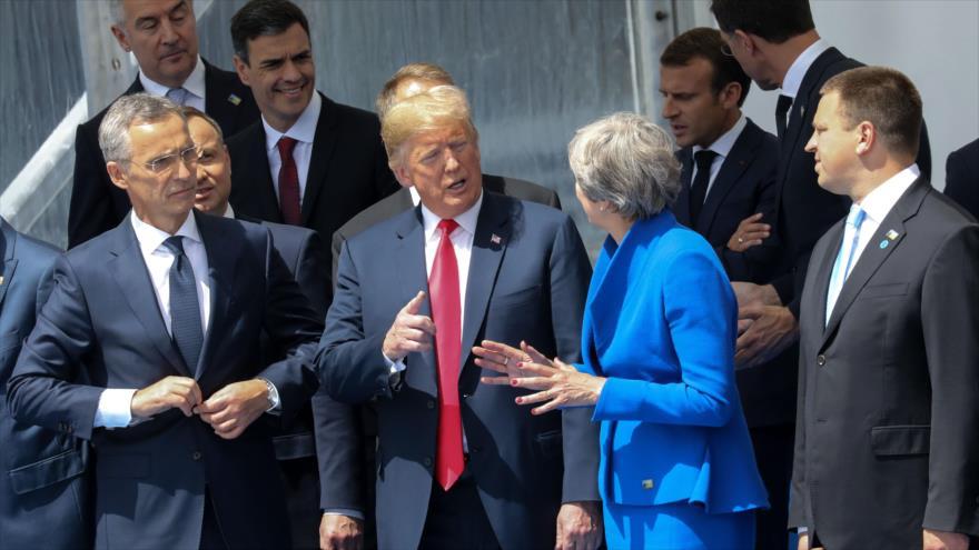 Sondeo: Discrepancias entre potencias marcan la Cumbre de OTAN