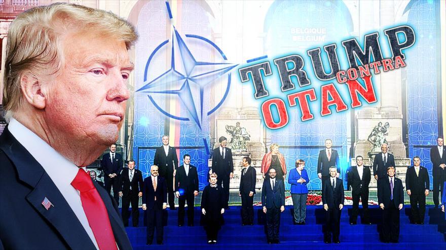 Detrás de la Razón: Cumbre OTAN; ¿Reemplaza Trump a Europa por Putin?