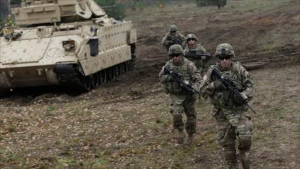 Marines de EEUU y Ucrania realizan maniobras cerca de Crimea