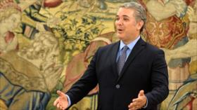 Duque descarta una 'guerra' con Venezuela