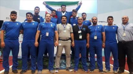 Irán, campeón del Mundial Juvenil de Levantamiento de Pesas