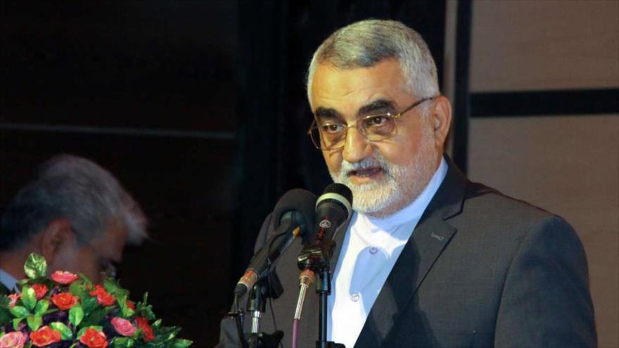 Irán: Europa debe mostrar si pude hacer frente a EEUU