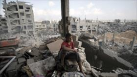 ONU: Gaza no tiene nada que perder ante amenaza de guerra israelí