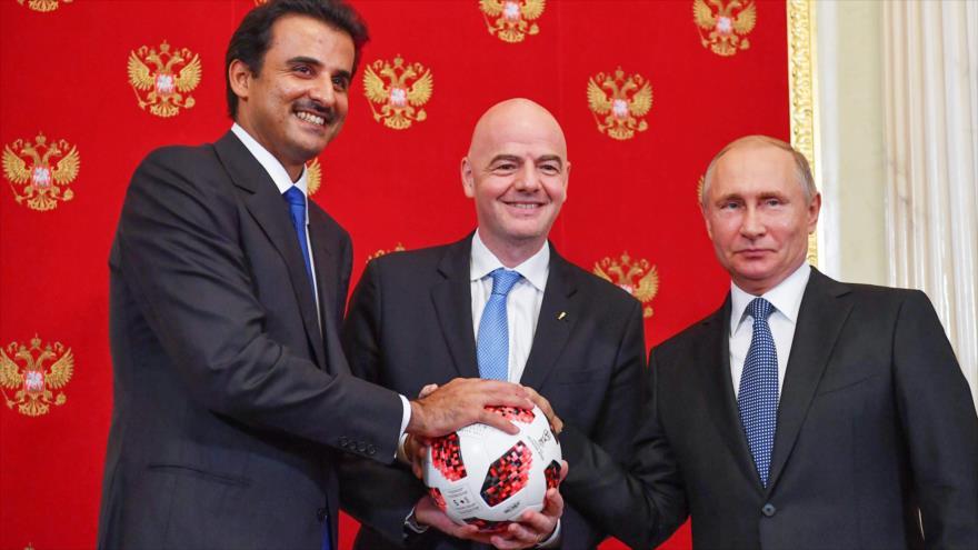 Brasil abre como favorito en las apuestas para Qatar 2022