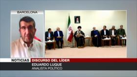 Luque: Irán tiene capacidades para superar complots de EEUU