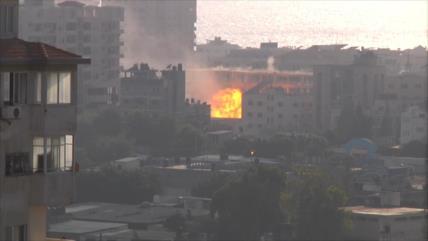 Gaza vuelve a estar bajo los ataques del ejército israelí
