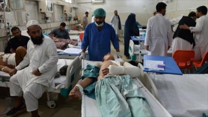 ONU: Afganistán registra nuevo récord de víctimas mortales civiles