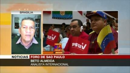 Beto Almeida: Izquierda latinoamericana resiste y sigue con fuerza
